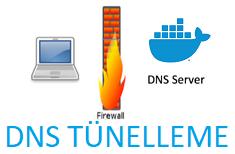 DNS Tünelleme – Docker