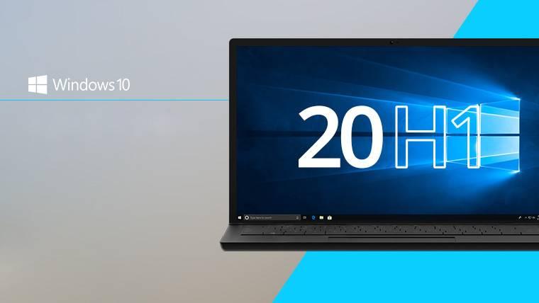 Gündem: Windows 10 – 20H1 Güncellemesi